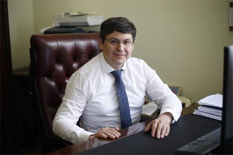 Замминистра здравоохранения Павел Пугачев